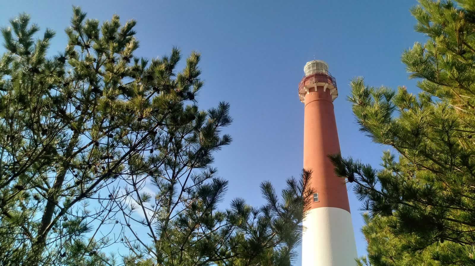 Barnegat Lighthouse Poem